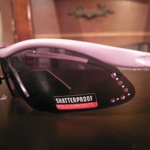 Accessories - Global Vision Marilyn Pink Sunglasses NWT